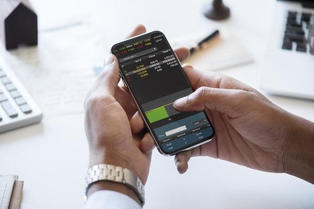 checking stock market online