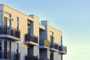 New urban apartments