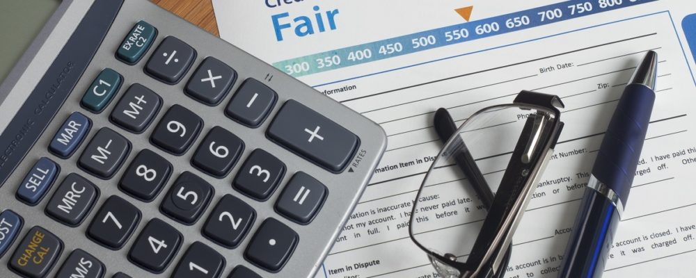 Fair credit report