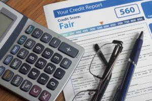 Fair credit report