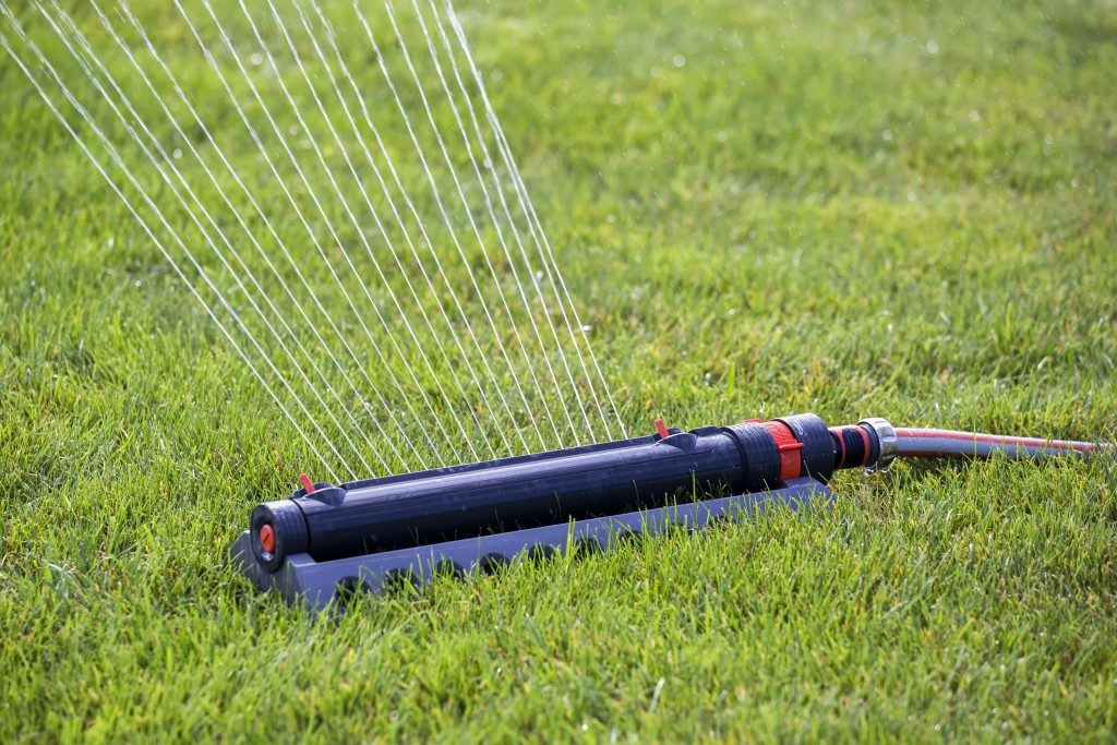 automated sprinkler system