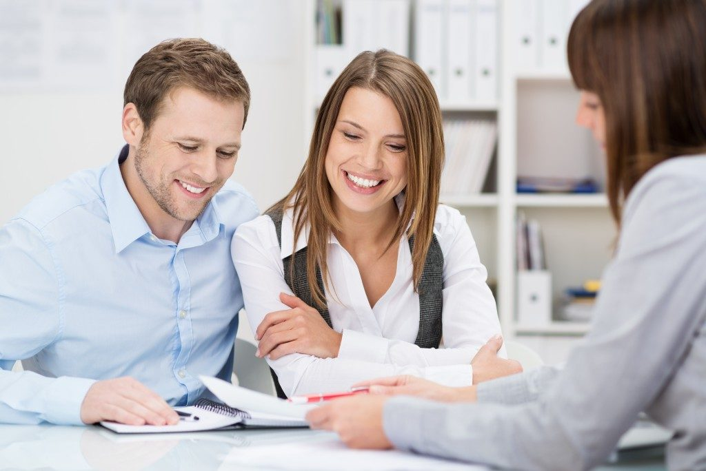 Financial advisor for couple