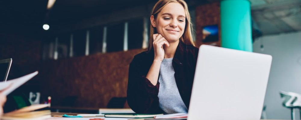 millennial working