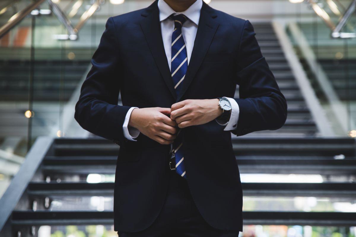 entrepreneur businessman